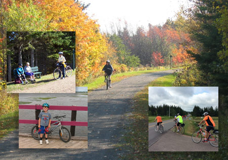 Bicycle Rental - PEI Confederation Trail